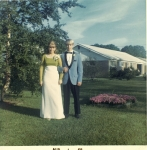 Ann and Bill Riley Junior Prom Picture from May, 1968. This is a good example of what happens when you do not communicat